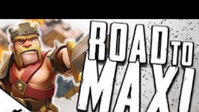 Clash of Clans Road to Max Part 4