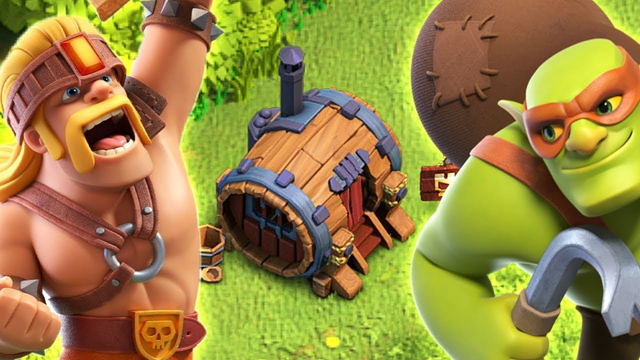 ARRIVANO le SUPER TRUPPE su CLASH OF CLANS