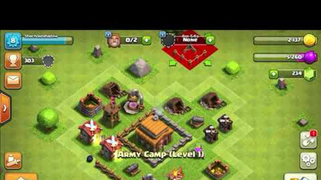 Clash of clans #2  THEY DEMOLISHED MY TROOPS!!