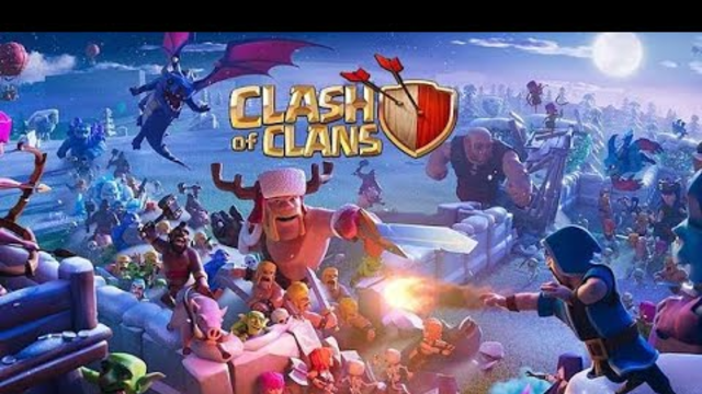 Clash of clans th 8 attack and bh 5 attack