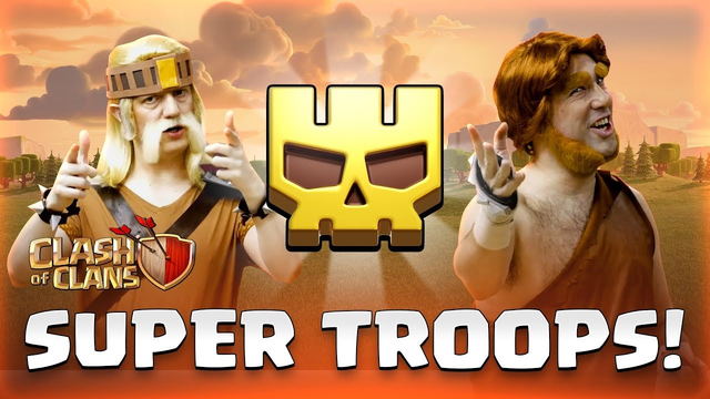 Super Troops Dev Update - Clash of Clans