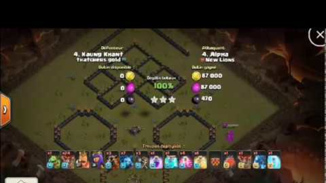 Clash Of Clans- TH10 ELECTRONE OVERKILL