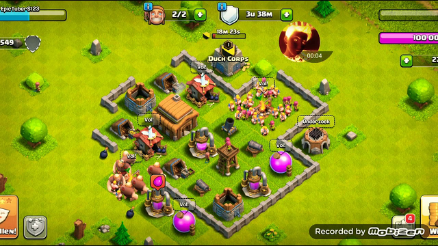TH 4 Baby!|Clash of Clans| (Ep3)