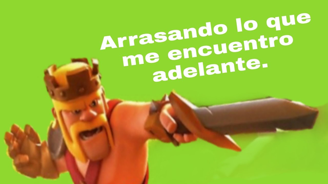 Clash of clans: Reventando a th8