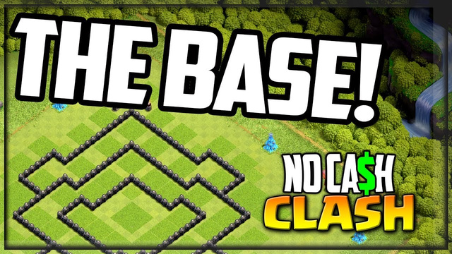 The ULTIMATE Base! Clash of Clans NO Cash Clash #51