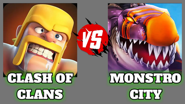 Clash Of Clans Vs MonstroCity Rampage   Buildings, Defenses   Gameplay HD   Game Review