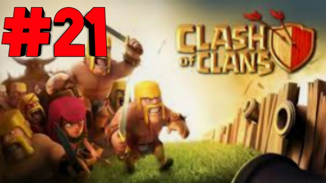 TOWN HALL 6!!!   Clash Of Clans #21(Greek)