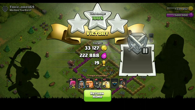 BEST TH6 WAR/ TROPHY PUSHING STRATEGY OF 2020 - Clash of Clans