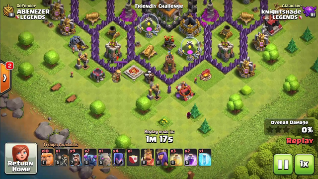 Clash of clans Town hall 8 tips for winning part 1