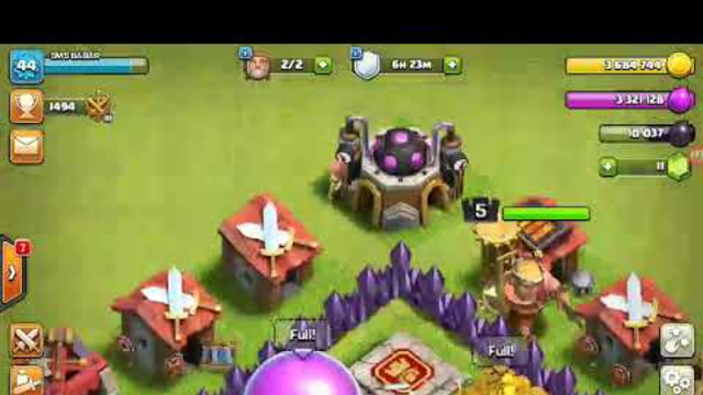 Hogrush attack strategy town hall 7 CLASH OF CLANS