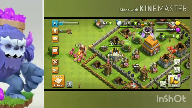 Clash of clans game play town hall 5 best attack