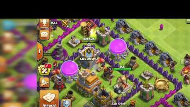 Clash of clans ep 1 /Th7 & more