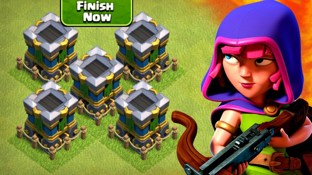 I GIVE UP! - Clash Of Clans - IT'S TIME TO GEM IT!