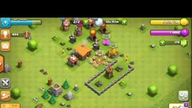 Th2 attacks :D!!  Clash Of Clans #3
