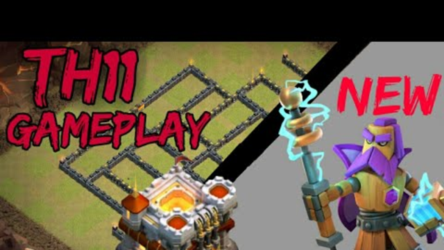 Clash of Clans - TH11 Gameplay and New Battle Pass