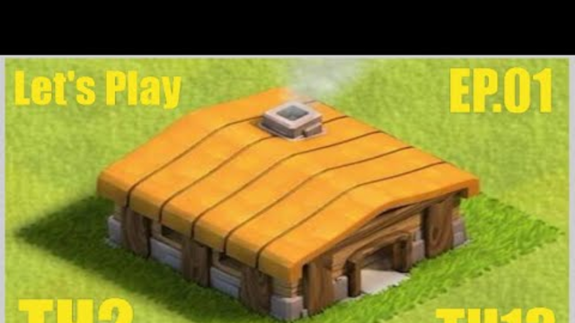 I'm Starting a New Account! TH2 to Max TH13 Let's Play EP.01 | Clash of Clans |