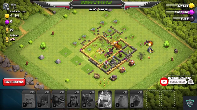 COC LIVE BEING BORED COME HERE WATCH FUN LIVE STREAM LIVE WITH  @PawanKrGaming