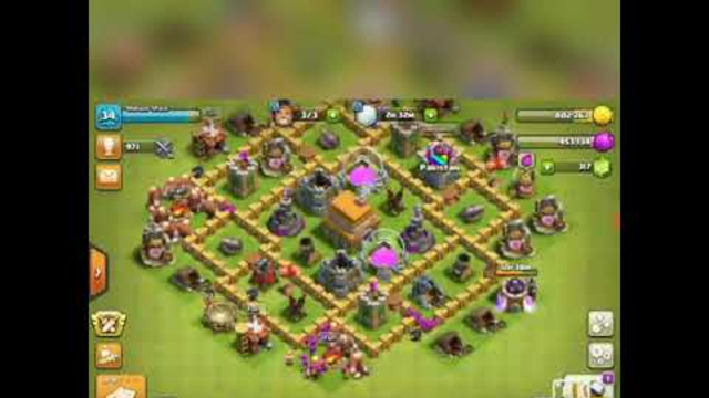Clash of Clans - Town Hall 6 Guide