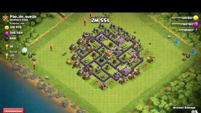 Clash of Clans Farming 2