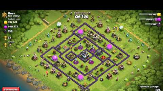 Clash of Clans Farming 3