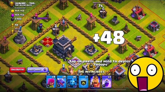How To Find Easy And Rush Bases In Trophy Pushing | Clash Of Clans