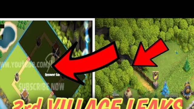New Update 3rd Village Leaks in Clash Of Clans 2020