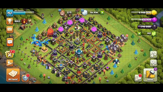 Clash Of Clans/Love Attack/Clan BD FIGHTER'S/Game's Love BD