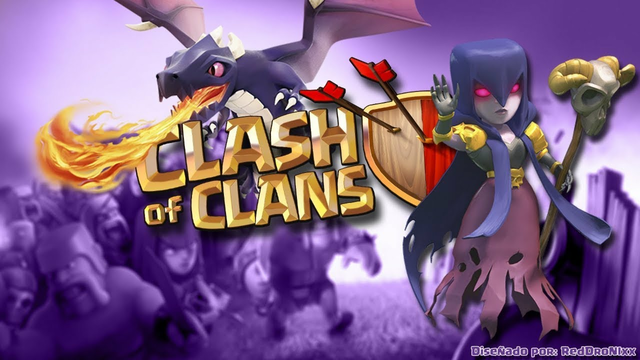 Clash of Clans  live marathon