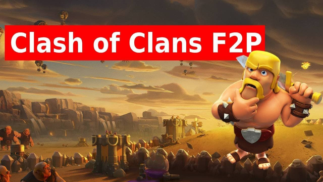 Clash of Clans F2P Challange #1|Die Janns