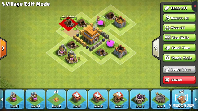 Clash of clans layout th5