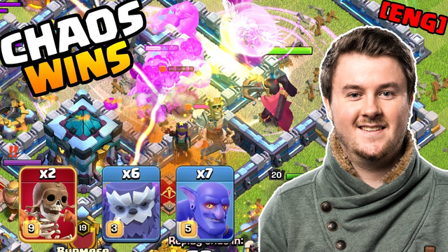 Yeti Smash + Super Wall Breaker | So many Spells left | Clash of Clans | iTzu [ENG]