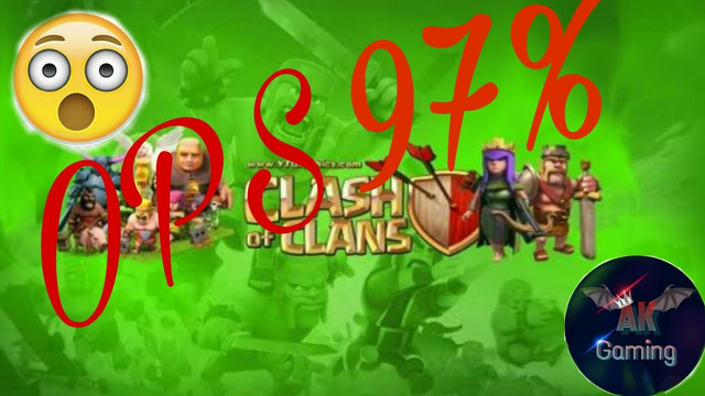 Clash of clans th9 base live attack