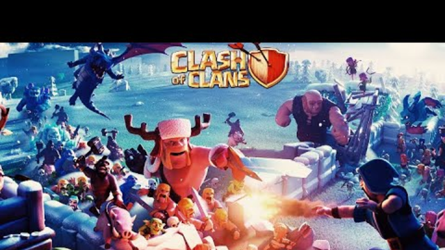 Clash of Clans Gameplay || COC || A Rivals