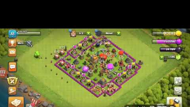 Gledamo war:Clash of clans EP 3