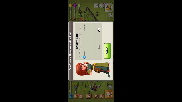 Clash of clans attack by town hall 6