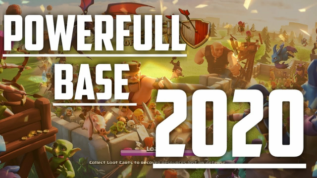 COC Powerfull Base 2020 Clash of Clans Innovation Gaming