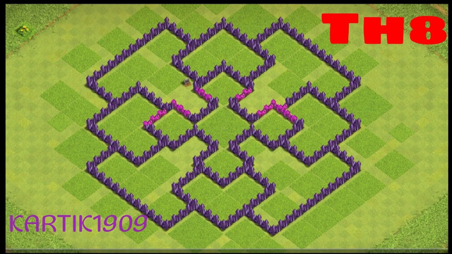 Base for Th8 | Clash of clans