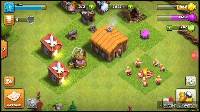 Clash of clans  gameplay | townhall 2 attack strategy | Best attack | OPTICAL Z