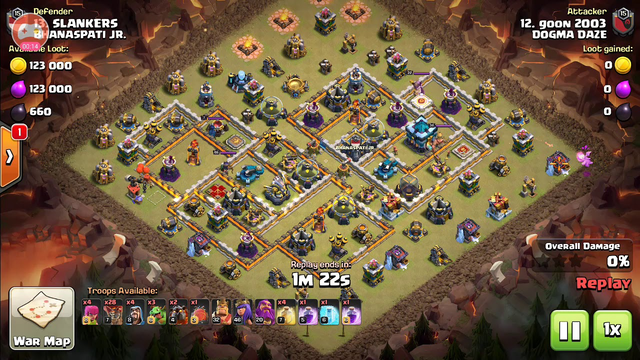 Clash Of Clans Town Hall 13 | Best Defence