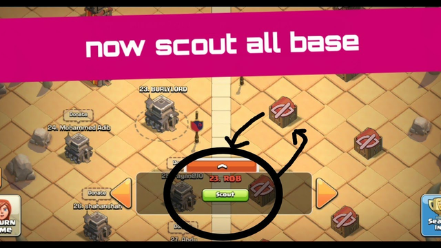 New glitch of clash of clans