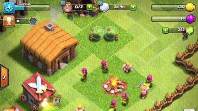 Clash of clans part 2
