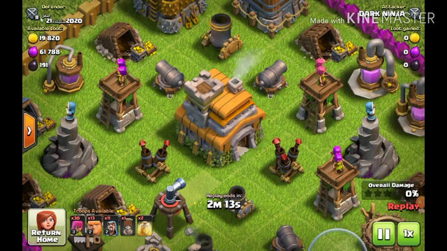 Clash of clans th 6 best attack stretgy