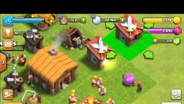 De First Video!!! |Clash Of Clans Ep1
