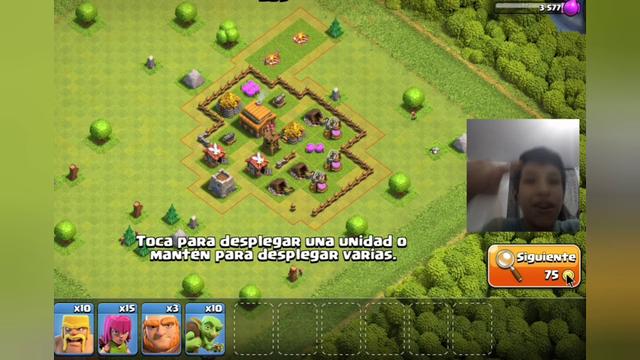 clash of clans jaispros episisodio 1
