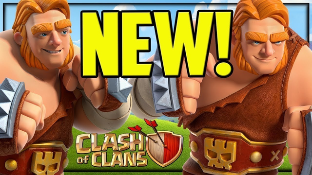 NEW SUPER GIANTS ARE OP!!! [Clash of Clans]