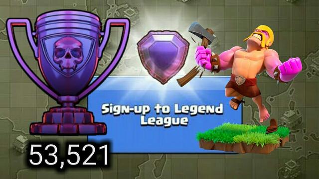 Top !0 Clashers (Part-2) | Legend Trophies | Clash Of Clan - COC