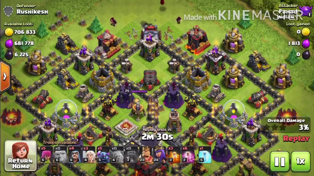 Best Town Hall 10 attack strategy for loot | Clash of Clans | Full Guide | 3 Star | Huge Loot |