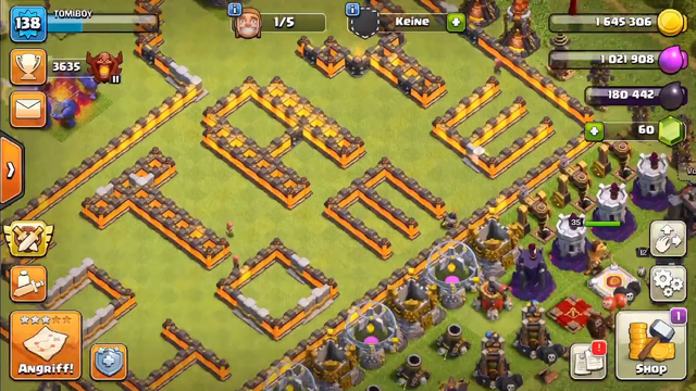 Clash of Clans | Base Layout | stay home | Th 10/11/12