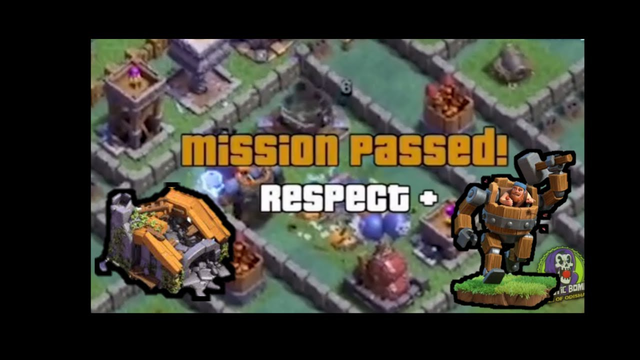clash of clans  like a boss comparison #2 / GTA ( mission completed respect+)