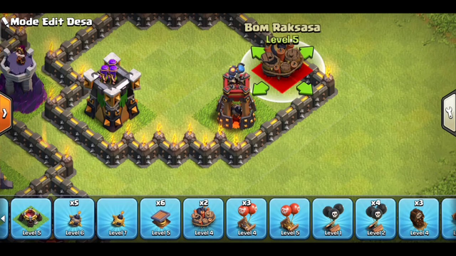 New Base! TH11 Base 2020 with COPY LINK | TH11 Farm Base - Clash Of Clans Indonesia